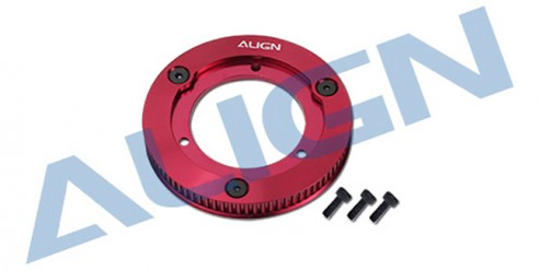 Align 500X Tail Drive Belt Pulley Assembly AL-H50G008XX