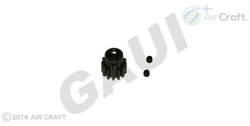 Gaui Steel Pinion Gear Pack 16T for Gaui550