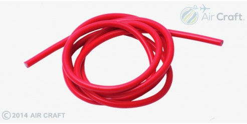 Graupner Silicone Wire 1-Meter 11 AWG (Red) ( R8054 )