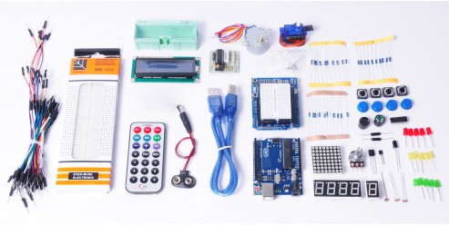 Arduino Compatible Starter Kit