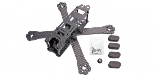 Hyperion QAV 220 Quadcopter Kit (Carbon Fiber)