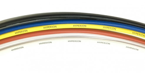 Hyperion 5mm Heat Shrink Tube 1-Meter, Black