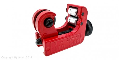 Hyperion Metal Tube / Pipe Cutter (For 3-22mm Tube)