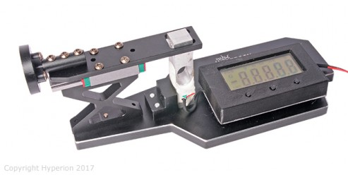 Hyperion Mini Motor Thrust Measuring Stand: 22-50mm motor