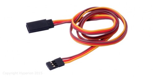 Standard Servo Extension Wire 450mm (JR)