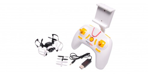 2.4GHz 4CH 6-Axis FPV Mini Quadcopter w/ Altitude Hold