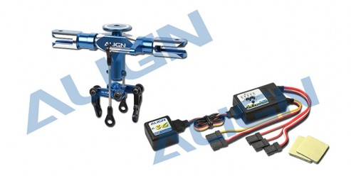 Align 450 3G Programmable Flybarless System AL-H45109