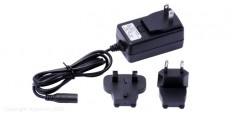 Fatshark Battery Charger with US/EU/UK Adapters