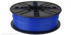 3D Printer PLA Filament, 1.75mm, 0.5kg (Blue)