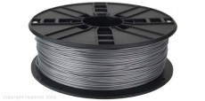 3D Printer PLA Filament, 1.75mm, 0.5kg (Silver)