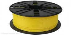 3D Printer PLA Filament, 1.75mm, 0.5kg (Yellow)