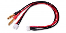 Charge & Balance Cable for UMX 2S Packs, 4mm Charger Plugs
