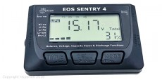 EOS Sentry4 2~8S Battery Checker & Balancer, with Discharge Mode & Servo Test