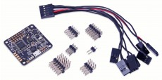 Naze 32 Bit 10DOF Flight Controller with Compass and Altitude