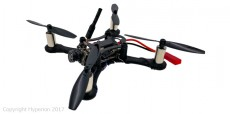 Hyperion Vengeance 100 Brushed Mini FPV Racer PNF (DSMX Compatible)