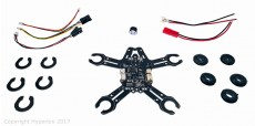 Hyperion X95 Mini FPV Racing Quadcopter Frame w/ F3 EVO Brushed FC + PDB