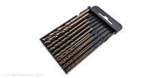 "Hyperion Mini Drill Bit Set - 14pcs (1.5mm ~ 4.0mm & 1/16"" ~ 7/64"")"
