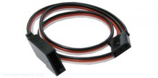 "Universal Servo Light Extension 500mm (20"") Cable"