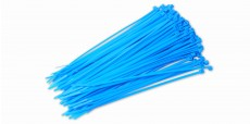 Nylon Cable Zip Tie 3x150mm 100pcs (Blue)