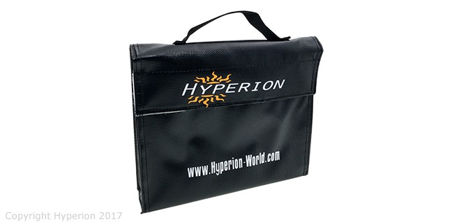Hyperion LiPo Protective Carrying Case Bag (24 x 21CM)